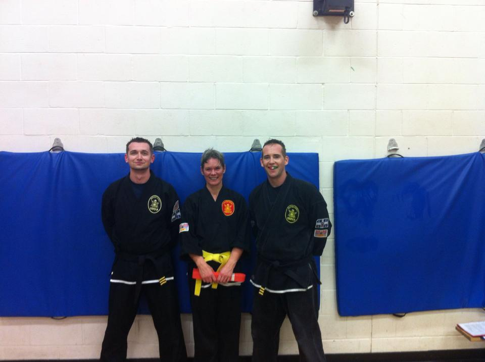 Dana Orange Belt
